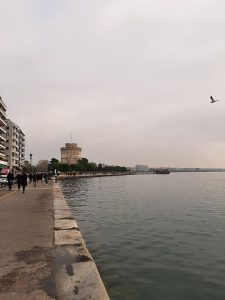 Thessaloniki by the sea