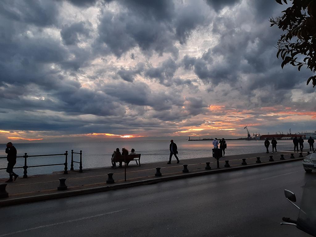 Thessaloniki romance